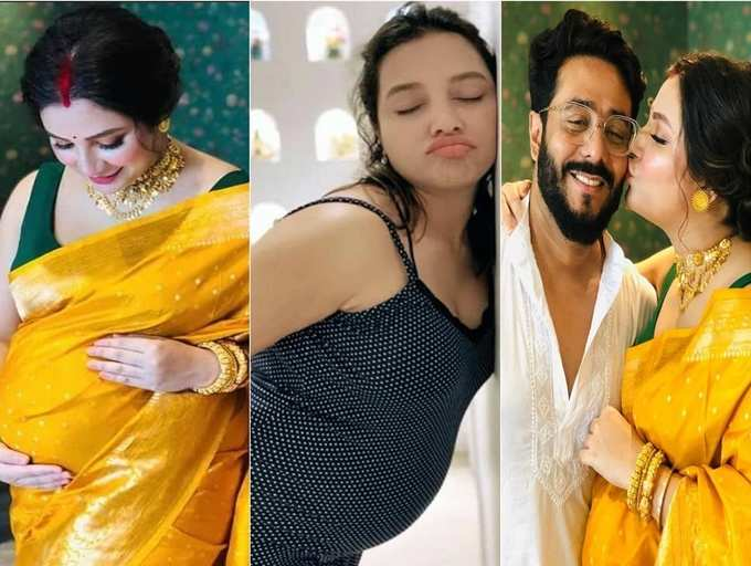 From Being Pampered By Hubby Raj To Flaunting Baby Bump These Photos Of Mom To Be Subhashree Ganguly Are Unmissable The Times Of India List!if this helped you buy me a. subhashree ganguly are unmissable