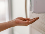 ​Automatic sanitizer spray