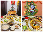 Why are there 56 dishes in 'Chappan Bhog'?