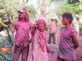 Vineet Jain's Holi Party '11 - 10