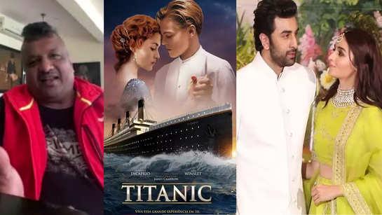 Sanjay Gupta casts Alia Bhatt and Ranbir Kapoor in 'Titanic' remake