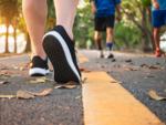Try some light exercises like walking, spot jogging