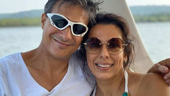 Pooja Bedi-Maneck Contractor's joint interview: On loving & living with each other