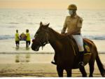 Immersion at Juhu Beach