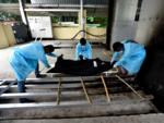 Crematorium staff at risk during COVID-19