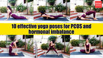 10 effective yoga poses for PCOS and hormonal imbalance