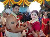 Vinayak Joshi weds Varsha Belawadi in intimate ceremony amid Covid-19 precautions