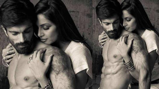 This romantic photo of Karan Singh Grover and Bipasha Basu defines passionate love!