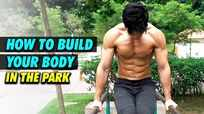How to build a solid body in the park