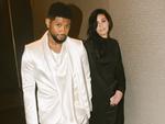 Usher Raymond and Jenn Goicoechea