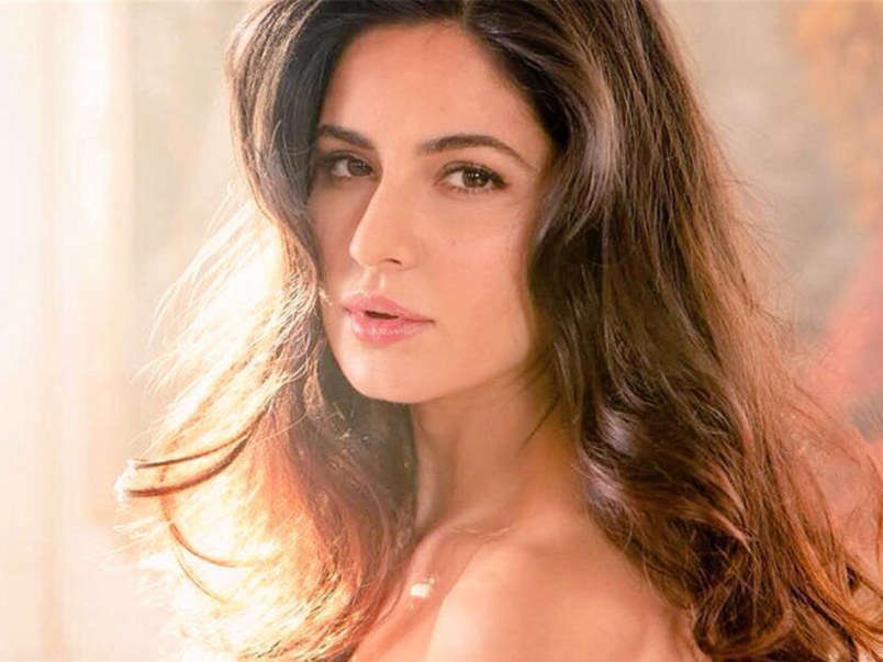 Katrina Kaif never has a bad hair day and this is her SECRET | The Times of  India