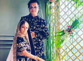 Wedding pictures of Poonam Pandey go viral