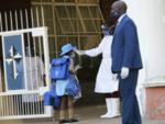 Schools reopen in Zimbabwe