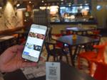 Zero contact ordering at restaurants in Delhi