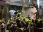 Bengaluru Temple gets ready