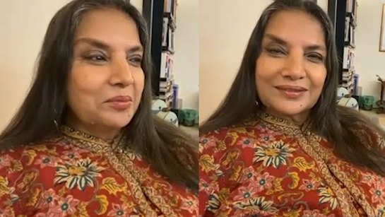 Exclusive interview: Shabana Azmi opens up about domestic violence, accident and her remarkable career
