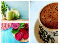 Iron rich drinks that help increase haemoglobin