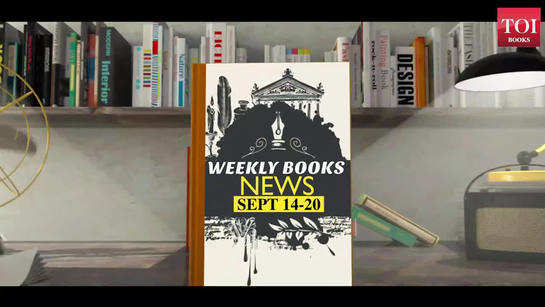 Weekly Books News (Sept 14-20)