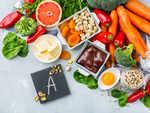 Vitamin A and beta -carotene