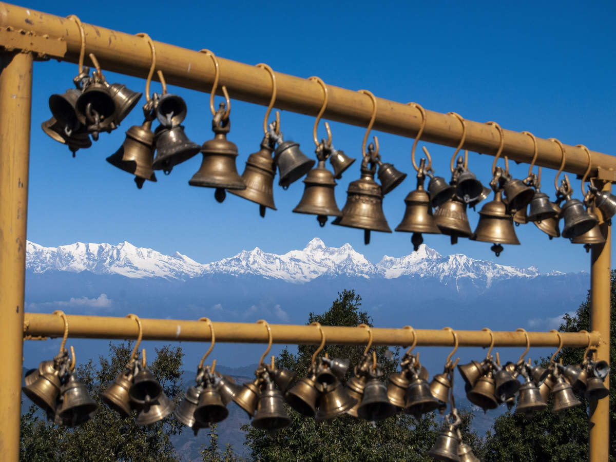 The Himalayan temple that no pilgrims are allowed to enter | Times of India  Travel