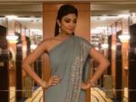 Shilpa Shetty's 6 HOT sari experiments