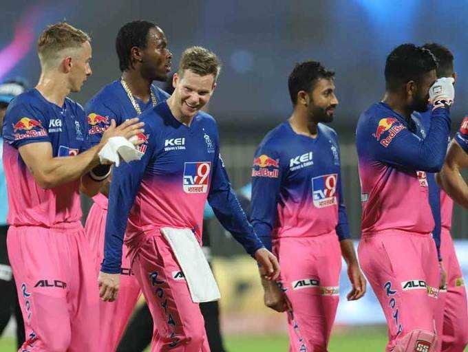 IPL 2020, Match 4: Rajasthan Royals vs Chennai Super Kings   The Times of India