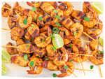 Shrimp pops