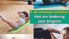 5 ab workout mistakes that are hindering your progress
