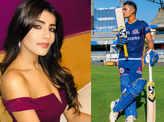 Miss Supranational 2018 Aditi Hundia congratulates rumoured beau Ishan Kishan with heartwarming message