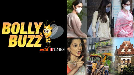 Bolly Buzz: Deepika, Sara have no links with drug peddlers; Kangana takes on the BMC in court