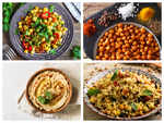 Easy chickpea recipes you need to try !