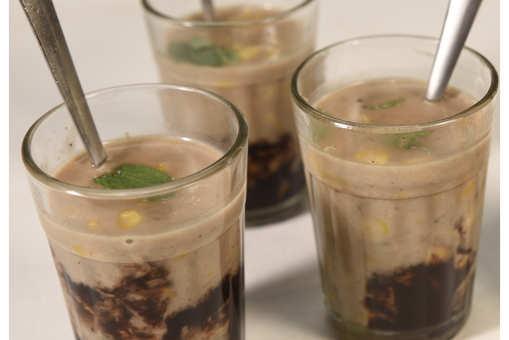 Chatpata Creamy Corn Cups