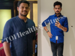 """Lockdown weight loss journey: """"I lost 21 kilos in just 4 months by HIIT!"""""""