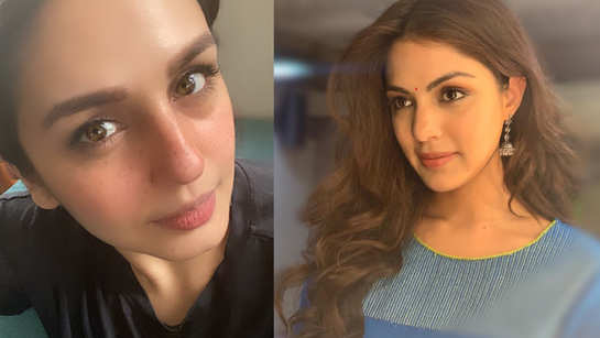 Huma Qureshi comes out in support of Rhea Chakraborty, says 'everyone owes an apology' to her
