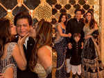 Diwali celebration at SRK's residence