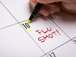 Why October is the best time to get the influenza vaccine