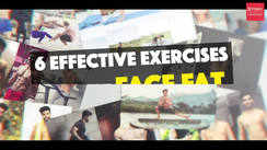 6 effective exercises to lose face fat