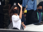 Shilpa Shetty is happy to be back!