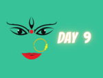 Navratri Day 9 Colour