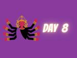 Navratri Day 8 Colour