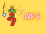 Navratri Day 5 Colour