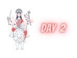 Navratri Day 2 Colour