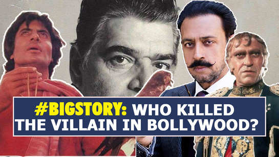 #BigStory: Death of Bollywood villains: Where are the bad men?