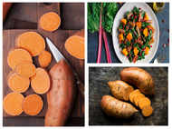 Eating sweet potato daily can help reduce cholesterol?