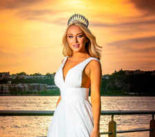 Alissa Anderegg chosen as Miss World America 2020