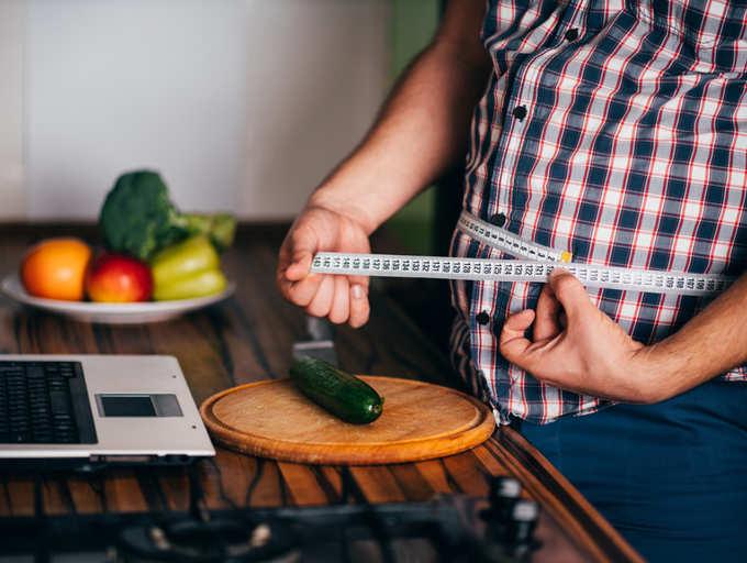 عدد السعرات الحرارية التي يجب أن تتناولها لإنقاص الوزن للرجال