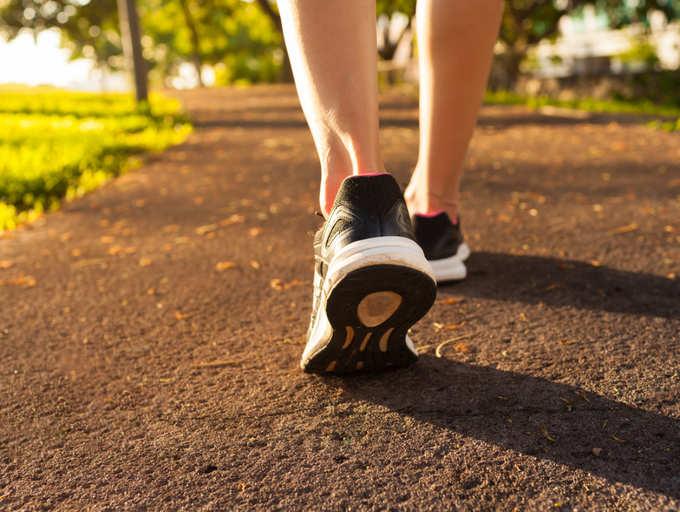 عدد الخطوات التي تحتاجها يوميًا لخسارة الوزن