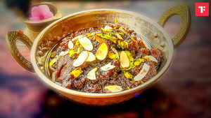 Watch: How to make Kuttu Ka Halwa
