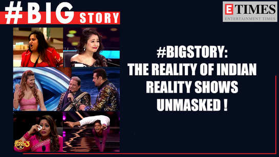 #BigStory: The REALITY of Indian reality shows unmasked !