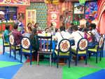 Rio Raj - Ramya Pandian argue over groupism